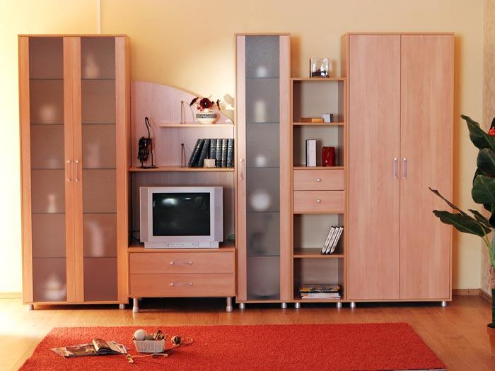 Готовая мебель империя мебели.